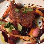 Todays Butcher Special: Confit Duck Leg, Bacon Jam Croquettes, Carrot Purée, Baby Veg, Savoy Cabbage, Jus Gras https://t.co/zDP6Abym3l
