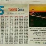 -Tarihe bakın😏 -Sağdaki ayete bakın 😳 -Üstündeki köprü fotosuna bakın 😱 Haydi bunu da açıklayın darbeciler...👍🏻😊 https://t.co/l5NZJ5XXwo