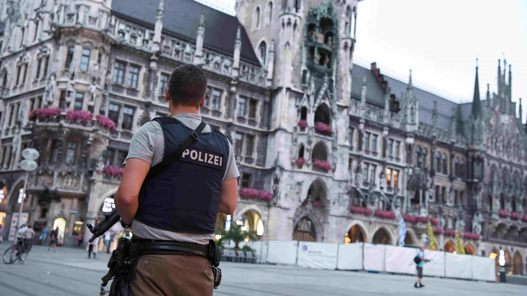 Munich shooter was a 'demented individual with no political motive'