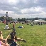 The sun is shining on us here @festunderstars! #BarnsleyIsBrill #festival #Yorkshire https://t.co/ZvWrA9SlnX