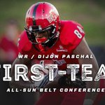 Congrats to Dijon Paschall for being named pre-season 1st Team All SBC! https://t.co/PqsYZwOCyy