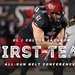 Congrats to Colton Jackson for being named pre-season 1st team All SBC! https://t.co/VE1sw8SaPt