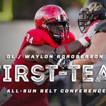 Congrats to Waylon Roberson for being named pre-season 1st Team All SBC! https://t.co/4eR1Uihod3