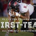 Congrats to JaVon Rolland-Jones for being named pre-season 1st Team All SBC! https://t.co/oKLtmq54DV