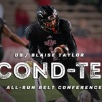 Congrats to Blaise Taylor for being named pre-season 2nd Team All SBC! https://t.co/9V2iim2BXh