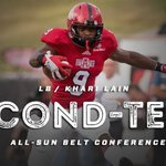 Congrats to Khari Lain for being named pre-season 2nd Team All SBC! https://t.co/N8vwWXvXdY