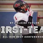 Congrats to Blaise Taylor for being named pre-season 1st Team All SBC! https://t.co/IuOAIREwSi