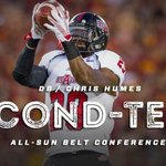 Congrats to Chris Humes for being named pre-season 2nd Team All SBC! https://t.co/Di0i9e2gp8