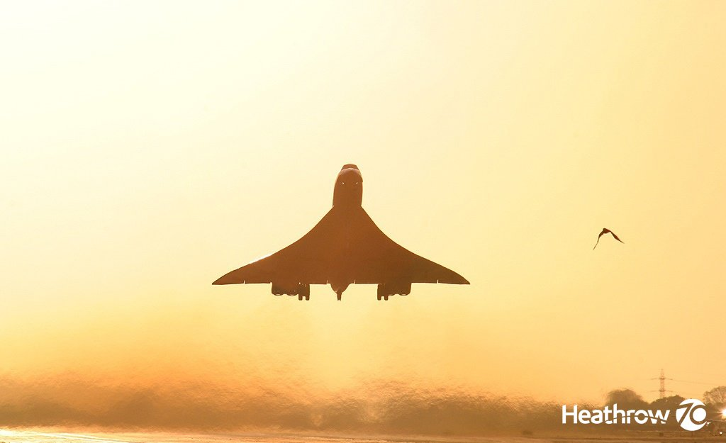 Video: former Concorde pilot Jock Lowe reminisces about flying this iconic aircraft: