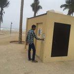 خدمة دورات المياه ذاتية التنظيف متوفرة بالعديد من المواقع السياحية بمحافظة ظفار .. https://t.co/l3UaZyVFzo