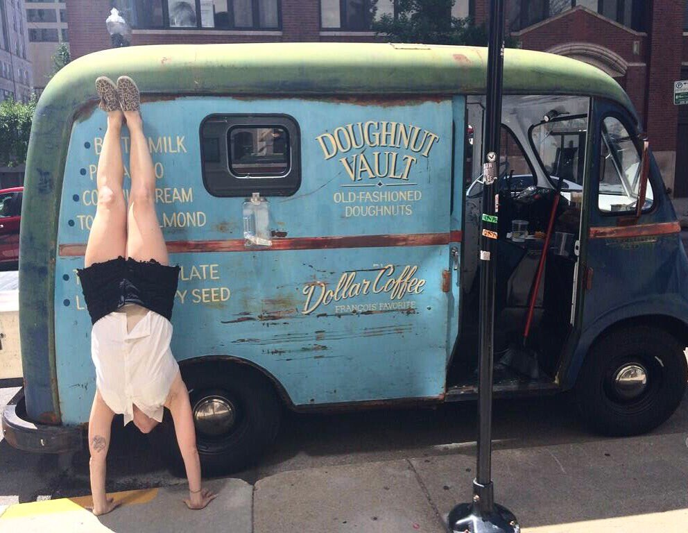 Head over heels with exciting news! We now accept Square in the Vault Van. Accepting all major credit cards https://t.co/JuKreiU98z