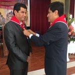 Mg. Walter Murillo tesorero UPN investido #Caleb8UPN #YoVoy iglesia El Faro-Ñaña https://t.co/sLXeXy61A7