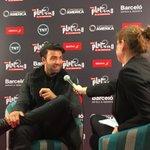 En la gala de mañana cantará @jencarlosmusic #PremiosPlatino #BodegaGarzón Sponsor Oficial https://t.co/33Egce1jJb