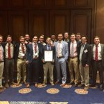 Were proud to receive the 2015-2016 Chapter Achievement Award from @ThetaChiIHQ!! https://t.co/xvcllSBPCL