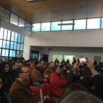 Iniciándose Cabildo Provincial por una nueva Constitución hoy en Rancagua. https://t.co/MlqT7GtQCn