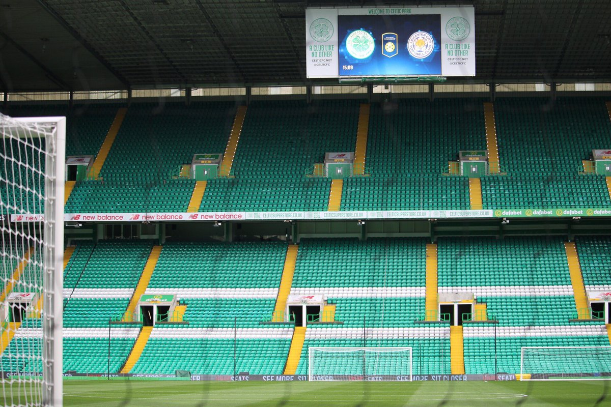Brendan Rodgers will be hoping to make it 3/3 wins at Paradise. Will you be  here for our first #ICC2016 match? (LA)