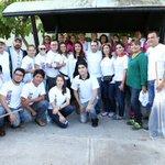 Iniciamos la jornada de limpieza de manglar encabezados por nuestra secretaria @NalleGugi y presidente @ErnestoCR_ https://t.co/dRUCQklYgE