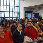 En #MiCabildo provincial de Cachapoal. En un día histórico sentando las bases de una constitución en democracia! https://t.co/sMNqlmm9cY