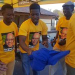 The ANC remains the home for everyone... these young men in Modimolle rejoined the ANC today https://t.co/g4JdFul3Io