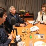 Ministra Rincón e Intendente se refieren a los cabildos en radio @conquistador_06 #UnaConstitucionParaChile https://t.co/8GvjLNoTLG
