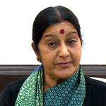 EAM Sushma Swaraj: #Kashmir will never be part of Pakistan; Pakistan has only given Terrorists to Kashmir https://t.co/nn0OrgGYQ8