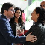 Ministro Marcos Barraza junto a autoridades locales visitan acreditación del cabildo provincial en #Arica. https://t.co/CO40Z9Ofsk