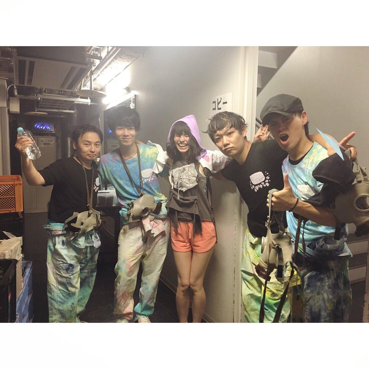 #パルパブルバブル ライブ! たった一夜のライブ 赤坂BLITZにお越しくださったみなさん!ありがと…