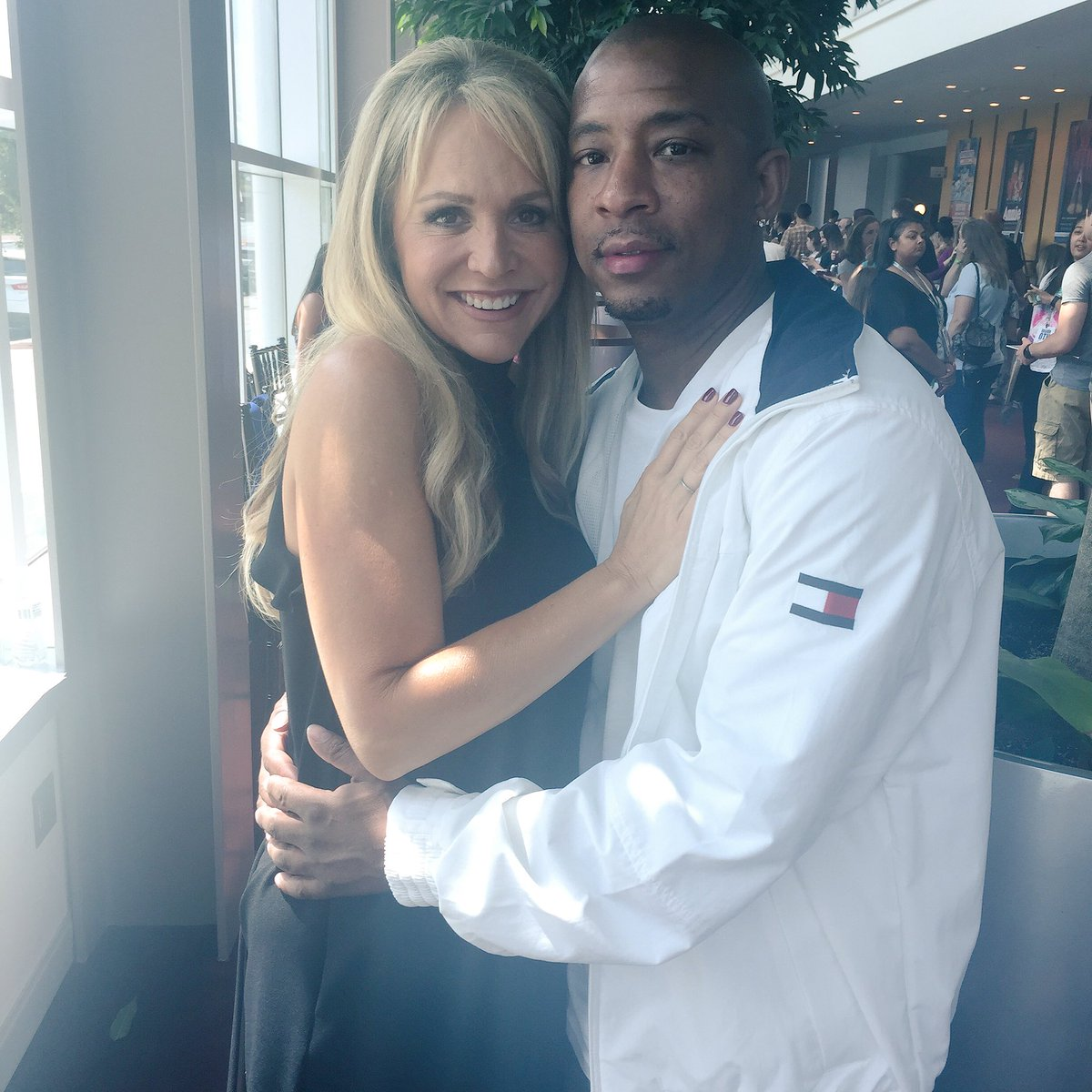 BACK TOGETHER!!!@Inside_OTH @antwon_tanner https://t.co/K8PEVydWUe