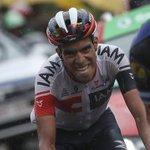 Jarlinson Pantano, segundo en la etapa 20 del Tour de Francia https://t.co/Hgn5qHvrkS https://t.co/qXtuMSaGlA