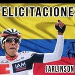 @jarlinsonpantan @@NairoQuinCo bien por Colombia!!! #PantanoMasCombativoTour2016 https://t.co/ZrEWJMpET7