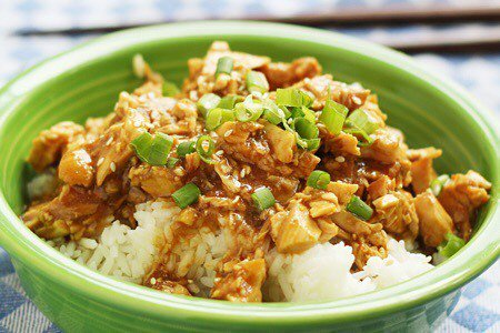 Slow cooker honey garlic chicken - take THAT take-out!! https://t.co/ulzk28JLyz