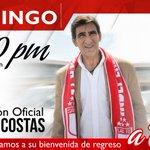 ¡Mañana! Bienvenida a Gustavo Costas y su equipo detrabajo https://t.co/mQYmPAeCUG https://t.co/Z0WMu3tgLi