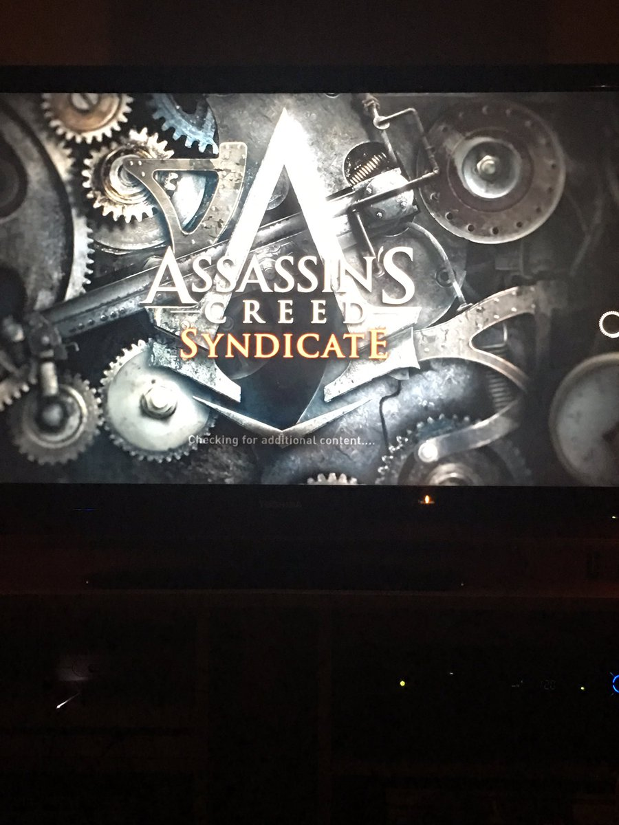 Sadly don't have everything hooked up to twitch it... But I'm going to try assassins creed today!  #gamergirl