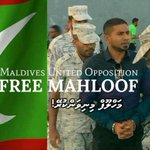 Dear PresidentYameen, Please release the most popular Youth Leader/ Legislator in the Maldives MP AhmedMahloof https://t.co/IGocha0cne