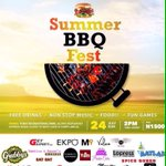 Hello everyone, Lets #KickForGoal ⚽and #Shootout 🎯🔫 as we chill, eat and Network tomorrow @ #summerbbqfest https://t.co/qiiHWgv7VZ