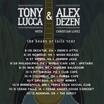 it's rather official now: The #HeadsOrTailsTour is ON! me and my friend @AlexDezen w.s.g. @Clopezmusic You coming? https://t.co/WsJnxc5GPI