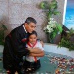 Niño predicador hace llamado y 2 niñas entregan su vida a Jesús. Encuentro Grandes Como David 2 en Chepén! #ANoP https://t.co/ax098ZvFvI