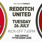 NEXT UP | The Gate v @Official_RUFC | Tuesday 26th July 7.45pm | Pre-Season Friendly | The Coppice https://t.co/GHTlROqc6i
