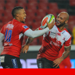 Phenomenal performance from @LionsRugbyUnion! They move into the SF after a 42-25 win over the Crusaders. #LIOvCRU https://t.co/UMUs7eKEUy