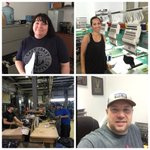 A big shout out to some of our team for coming in on a Saturday. Getting busy again! #RedDeer https://t.co/bvSDgen201