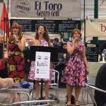 Huge thks to everyone @StGeorgesMarket today! Fab audience & we had a blast! Video clips https://t.co/GrsXlaLeyI 💋 https://t.co/04tBgicC1Y