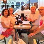 Nu live vanuit #Amsterdam: #TourdHollande met @florisprenger! Oa. @SadetKarabulut aan tafel, over #europride! #WNL https://t.co/CzS0NE3Iiw