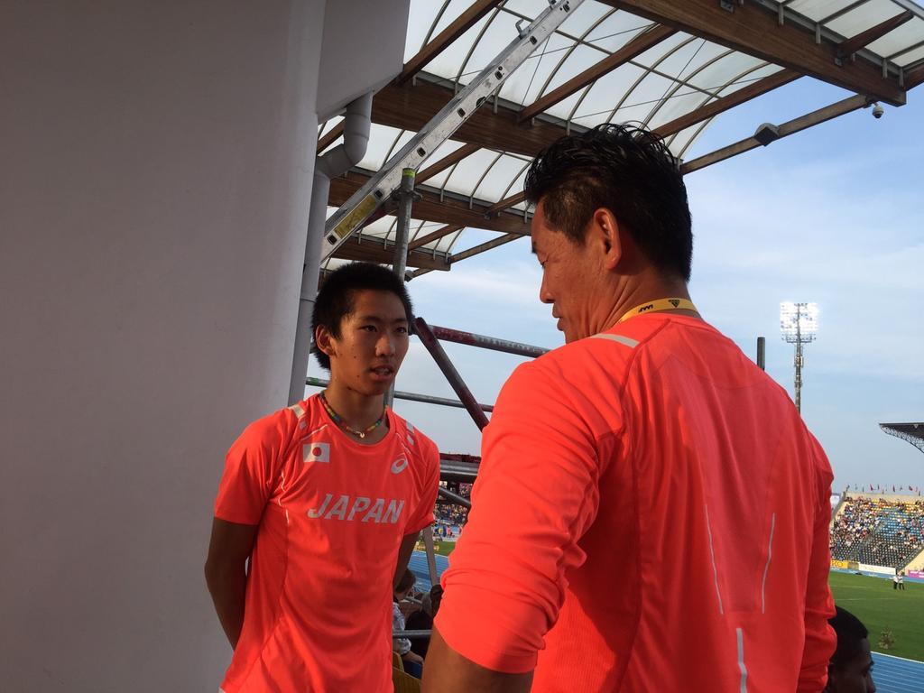 【#U20世界選手権】 男子5000m決勝は、遠藤選手が14分03秒38で13位、阿部選手は14分2…