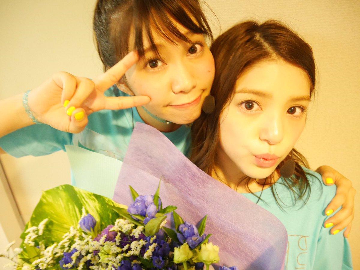 海ちゃん、長い時間ありがとう!!   やっぱり、大好きです。  だからお互い頑張ろうね☺️✨ 明日か…