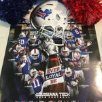 Make sure to stop by Dicks in Shreveport to pick up a poster for the 2016 season! #WeAreLatech #EverLoyalBe https://t.co/161aDrasAu