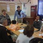 Visita de Ruth Olate a los grupos de trabajo en #Iquique #MiCabildo #UnaConstitucionParaChile https://t.co/syfPh4MK9F