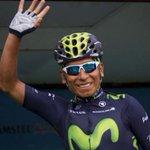 .@NairoQuinCo tercer podio consecutivo en el tour de Francia https://t.co/kYRDhQMqCY #VamosEscarabajos https://t.co/vXE0LYrqNJ