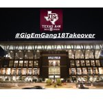 #GigemGang18Takeover This Weekend in Aggieland, Its Almost Their Time! https://t.co/XXl5PbVqDb