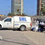 #IQUIQUE: El cuerpo de C.P.V.M de 54 años, empresario encontrado muerto en Cavancha es retirado por el SML @biobio https://t.co/E2IEvEL7EV
