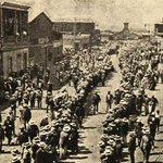 Marcha de obreros en 1907 #Iquique https://t.co/8jyGXqXts6